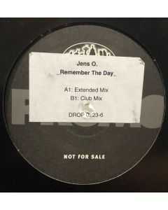 Jens O. - Remember The Day
