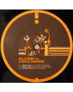 Hilltribe Vs. The Staple Singers - Going Away