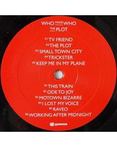 WhoMadeWho - The Plot