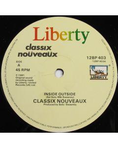 Classix Nouveaux - Inside Outside