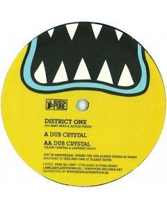 District One Aka Bart Skils & Anton Pieete - Dub Crystal
