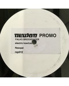 Falko Brocksieper - Screamo Organo