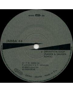 Jabba 44 - Operation Soop (Remixes)