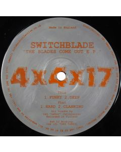 Switchblade - The Blades Come Out E.P.