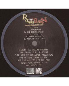 Rupert Pupkin - Punchline EP