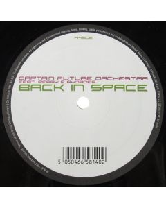 Captain Future Orchestra feat. Fred Perry & Steven Rhoades - Back In Space