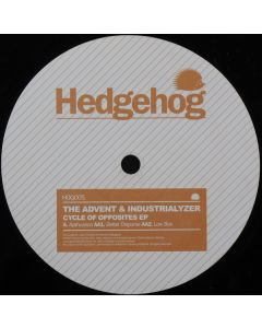The Advent vs. Industrialyzer - Cycle Of Opposites EP