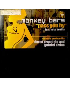 Monkey Bars - Pass You By