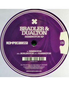 Mathias Bradler & Dualton - Remington EP