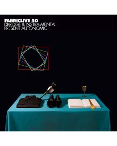 D-Bridge & Instra:mental - FabricLive. 50