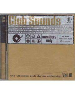 Various - Club Sounds Vol. 10
