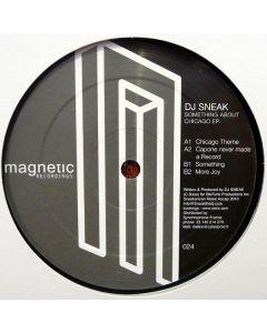 DJ Sneak - Something About Chicago EP