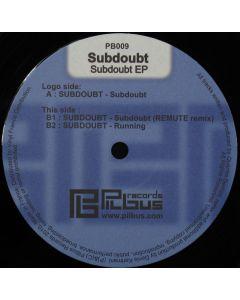 Subdoubt - Subdoubt EP