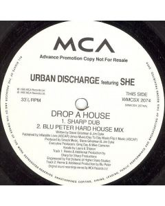 Urban Discharge - Wanna Drop A House (On That Bitch)