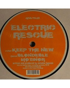 Electric Rescue - Keep The New