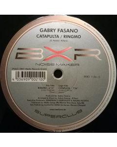 Gabry Fasano - Catapulta / Ringmo