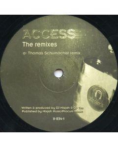 DJ Misjah & DJ Tim - Access (The Remixes)