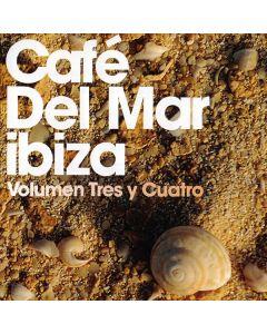 Various - Café Del Mar Ibiza - Volumen Tres Y Cuatro