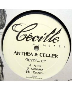 Anthea & Celler - Sessy... EP