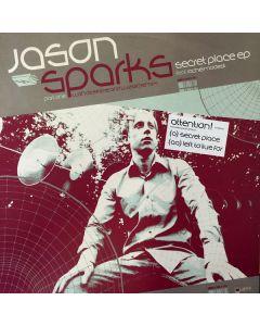 Jason Sparks Feat. Rachel Modest - Secret Place EP Part One