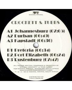 Crockett & Tubbs - World Cup South Africa EP