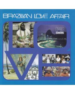 Various - Brazilian Love Affair