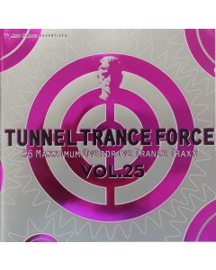 Various - Tunnel Trance Force Vol. 25