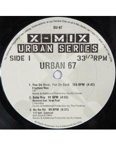 Various - X-Mix Urban Series 67