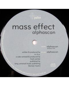 Mass Effect - Alphascan