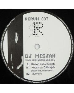 DJ Misjah - Known As DJ Misjah
