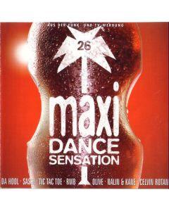 Various - Maxi Dance Sensation 26