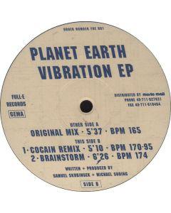 Planet Earth - Vibration EP