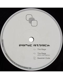 Panic Attack - The Rage EP