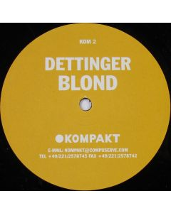Dettinger - Blond