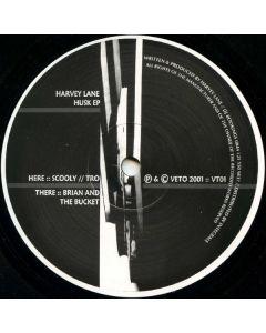 Harvey Lane - Husk EP