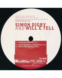 Simon Digby & Will E Tell - Unfinished Business