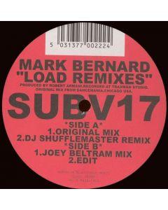 Mark Bernard - Load Remixes