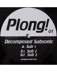 Decomposed Subsonic - Sub