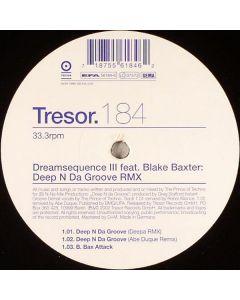 Dream Sequence  Feat. Blake Baxter - Deep N Da Groove (RMX)
