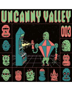 Various - Uncanny Valley 003