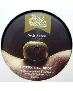 Sick Sense  - Werk That Body