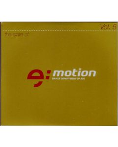 Various - The State Of E:Motion Vol. 5
