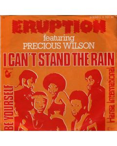 Eruption  Featuring Precious Wilson - I Can't Stand The Rain