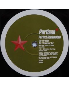 Perfect Combination - Friction / Branchin' Out