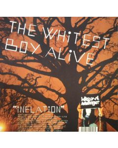 The Whitest Boy Alive / Cosmo Vitelli - Inflation  /  Dance With Me