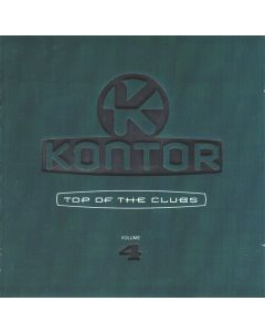Various - Kontor - Top Of The Clubs Volume 4