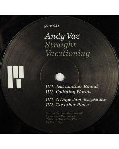 Andy Vaz - Straight Vacationing