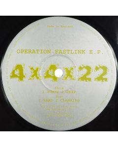 Sandy Warez - Operation Fastlink E.P.