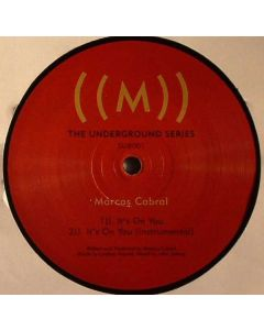 Marcos Cabral / Eli Escobar - It's On You / Lovely Feeling