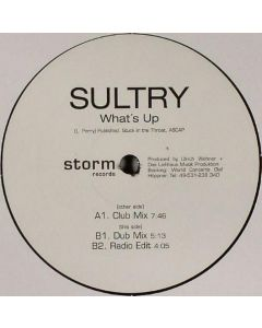 Sultry - What's Up